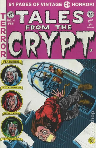 Tales From The Crypt #4