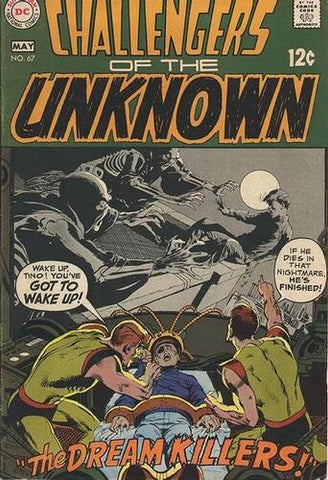 Challengers Of The Unknown Vol.1 #67