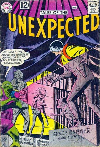 Tales Of The Unexpected Vol.1 #74