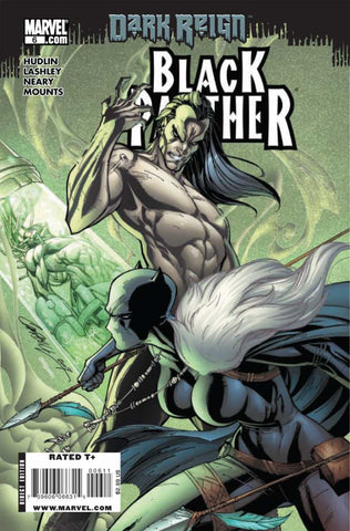 Black Panther (Vol.4 2009) #6