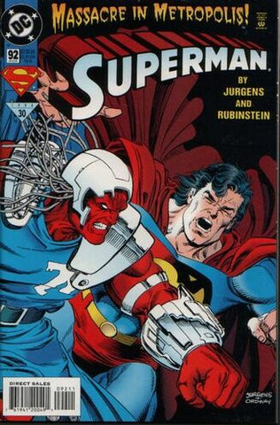Superman Vol.2 #92