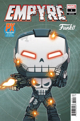 Empyre #1 - Funko Previews Variant Cover