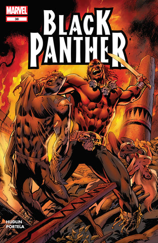 Black Panther (Vol.3 2008) #38
