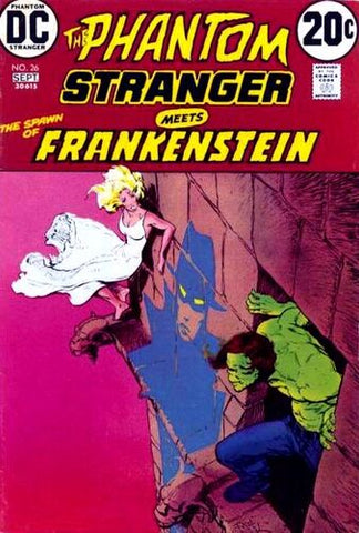 Phantom Stranger - Vol.2 #26