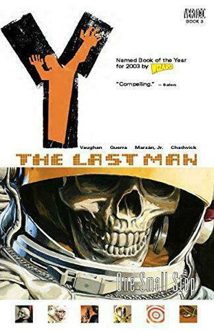 Y: The Last Man - Book 3