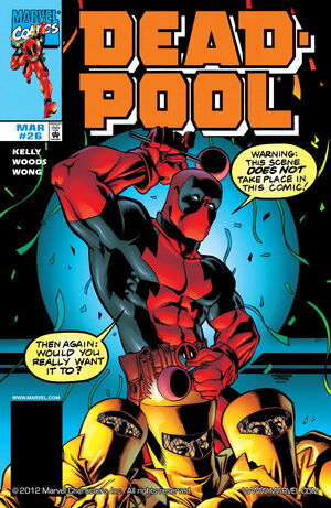 Deadpool Vol.1 #26