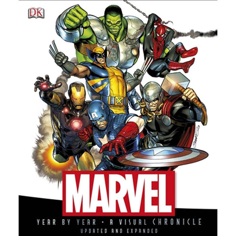 Marvel Year By Year - A Visual Chronicle (Updated and Expanded)