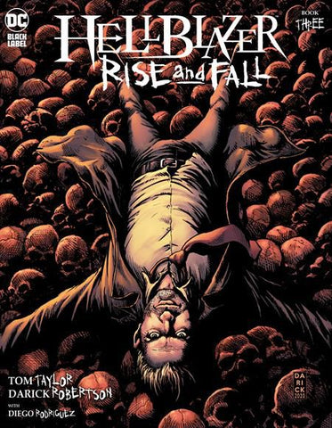 Hellblazer : Rise & Fall #3