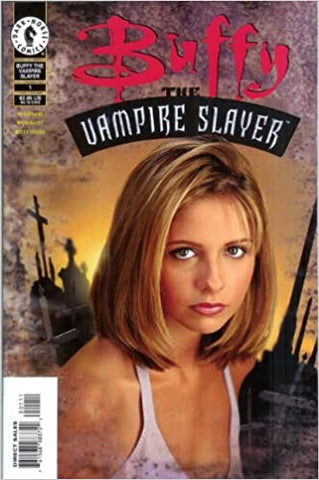 Buffy The Vampire Slayer Vol.1 #1 - Special Photo Cover