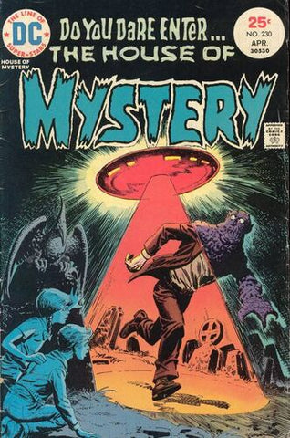 House Of Mystery Vol.1 #230