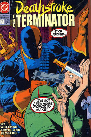 Deathstroke The Terminator Vol.1 #2