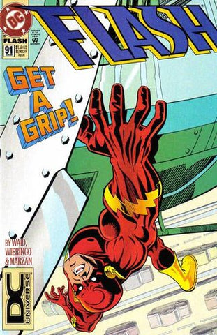 The Flash Vol.2 #91 (Key: 1st App. Bart Allen)