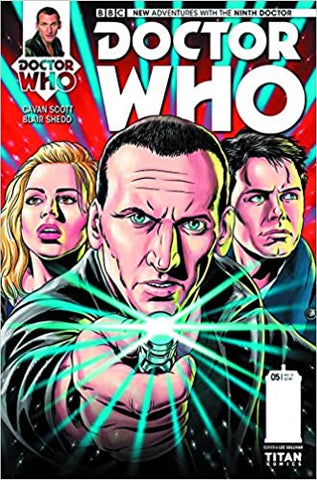 Doctor Who : The Ninth Doctor #5