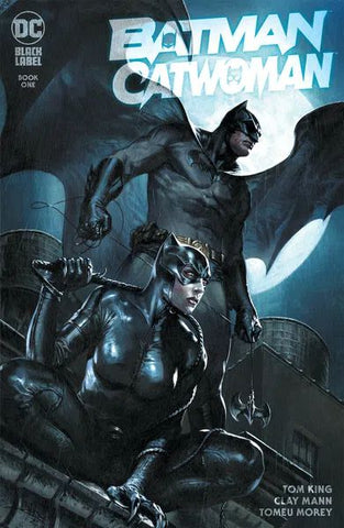 Batman / Catwoman #1 - Gabriele Dell'otto Exclusive Team Variant