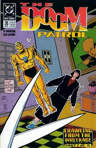Doom Patrol Vol.2 #20