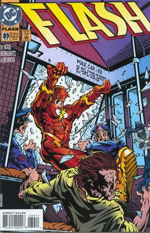 The Flash Vol.2 #89