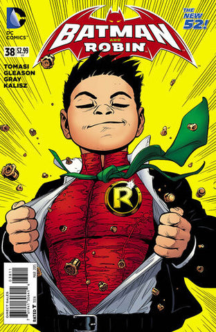 Batman & Robin Vol.2 #38