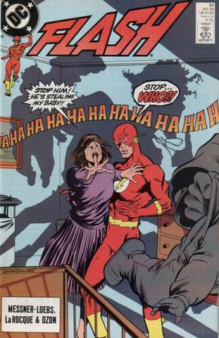 The Flash Vol.2 #33