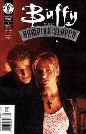 Buffy The Vampire Slayer Vol.1 #4 - Special Photo cover