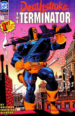 Deathstroke The Terminator Vol.1 #1