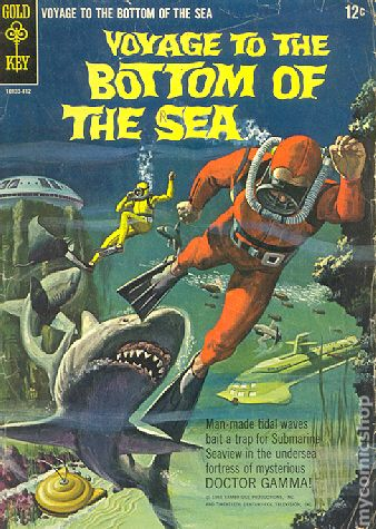 Voyage To The Bottom Of The Sea #1