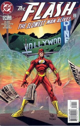 The Flash Vol.2 #124