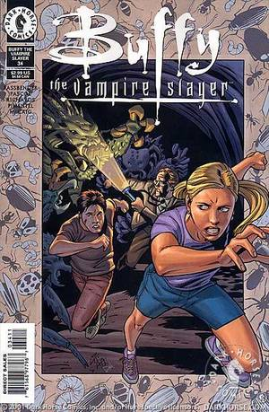 Buffy The Vampire Slayer Vol.1 #34