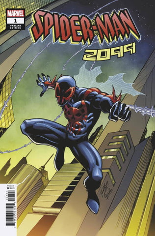 Spider-Man 2099 #1 - Variant Cover