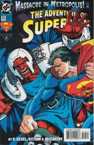 Adventures Of Superman Vol.1 #515