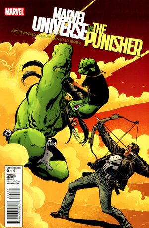 Marvel Universe vs The Punisher #2