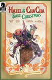 Hazel & Cha Cha Save Christmas: Tales from the Umbrella Academy