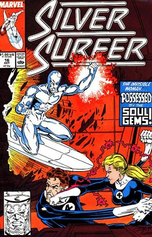Silver Surfer Vol.3 #16