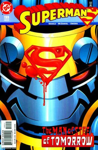 Superman Vol.2 #199