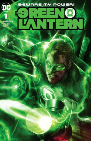 The Green Lantern Vol.1 #1 - Variant Cover by Francesco Mattina
