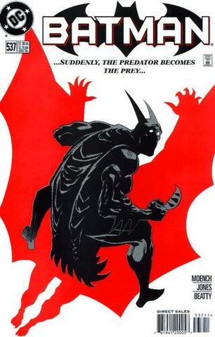 Batman Vol.1 #537 (Slight Damage to cover)
