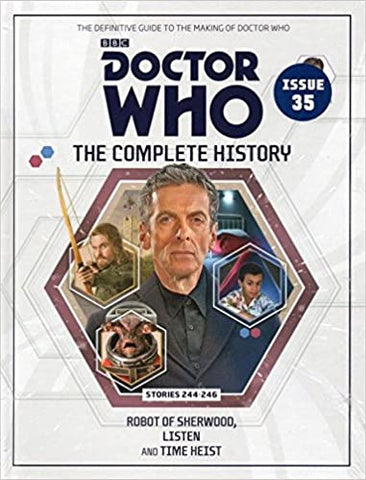 Doctor Who : Complete History - Issue 35 Volume 77