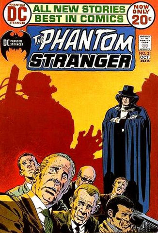 Phantom Stranger - Vol.2 #21
