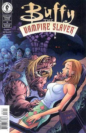 Buffy The Vampire Slayer Vol.1 #18