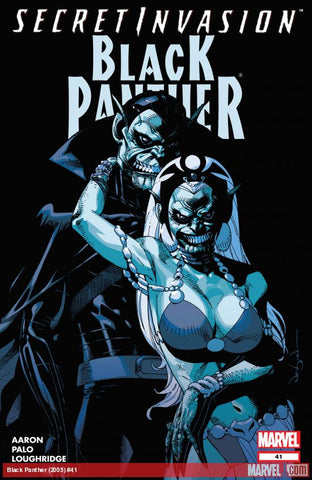 Black Panther (Vol.3 2008) #41