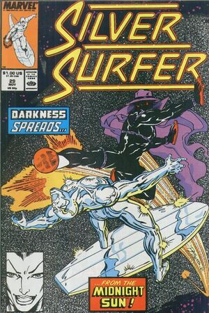 Silver Surfer Vol.3 #29