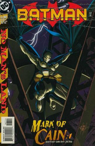 Batman Vol.1 #567 (Key: 1st App. Cassandra Cain)