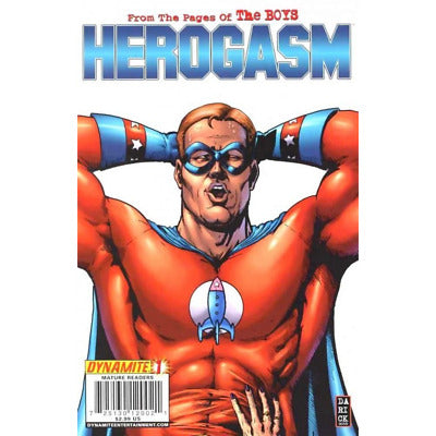 Herogasm - SET of 6 Issues nos 1# - #6
