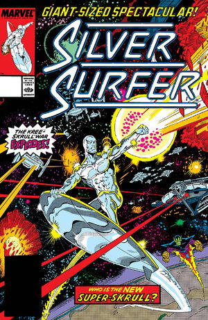 Silver Surfer Vol.3 #25