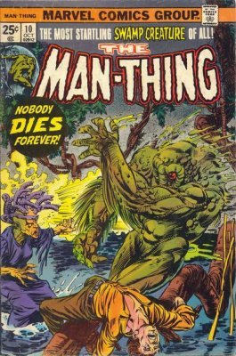 The Man-Thing Vol.1 #10