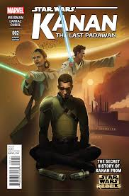 Star Wars : Kanan - The Last Padawan #2