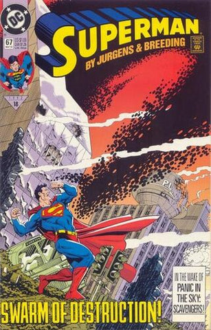 Superman Vol.2 #67
