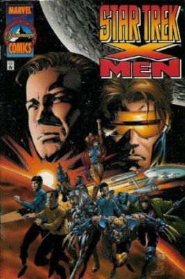 Star Trek / X-Men (One Shot)