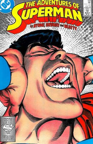 Adventures Of Superman Vol.1 #438