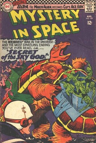 Mystery In Space #109
