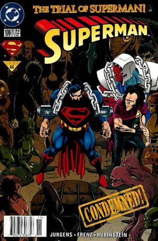 Superman Vol.2 #106